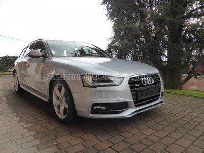 usata Audi A4 Avant 2.0 TDI 190 CV quattro S tronic Business
