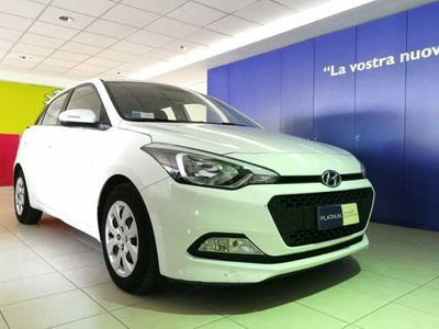usata Hyundai i20 1.1 CRDi 12V 5 porte Classic - KM CERTIFICATI!!