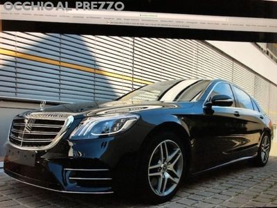brugt Mercedes S400 d 4Matic Lunga