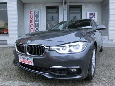 usata BMW 318 d Touring Luxury AUTOMATICA