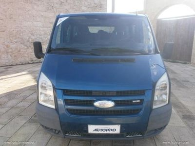 brugt Ford Transit Tourneo Autovettura 8 Posti N1