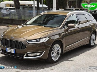 begagnad Ford Mondeo SW 2.0 tdci Vignale awd s&s 180cv powershift