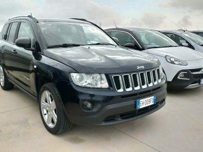 usata Jeep Compass 2.2 CRD Limited del 2011 usata a Cagliari