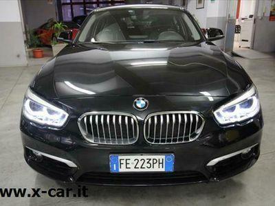 usata BMW 120 d URBAN automatica xeno navi