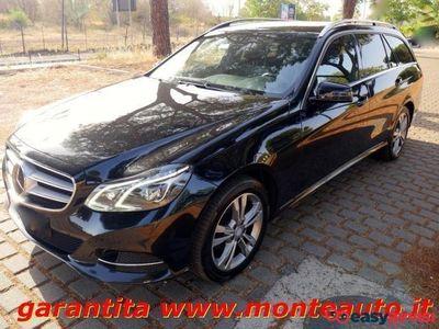 usado Mercedes E250 cdi 4matic 7g-tronic cv204 avantgarde diesel