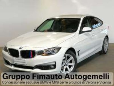 usata BMW 320 Gran Turismo d Business Advantage Aut. Diesel