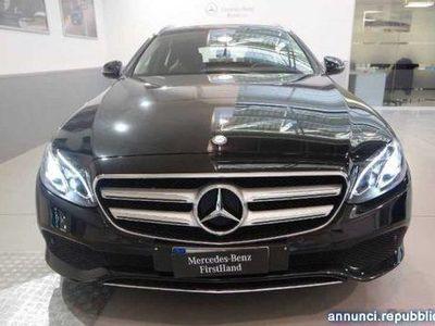 używany Mercedes E220 SW d Business Sport auto Narni
