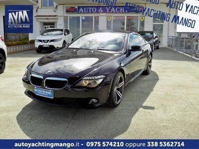 used BMW 635 Serie 6 (E63/E64) cat Garanzia Perfetto