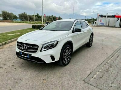 usata Mercedes GLA220 GLA 220 d Automatic Sport