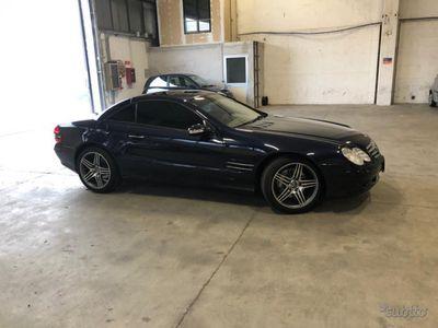 usata Mercedes SL500 Classe2002
