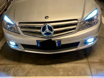 usata Mercedes C280 C 280 S.W. Avantgarde