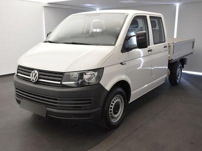 gebraucht VW T6 Doka Lr Lang 2.0 Tdi Ahk/wasserzusatzhzg/cli