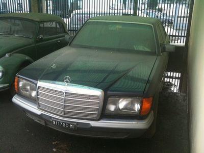 usata Mercedes 380 SEL