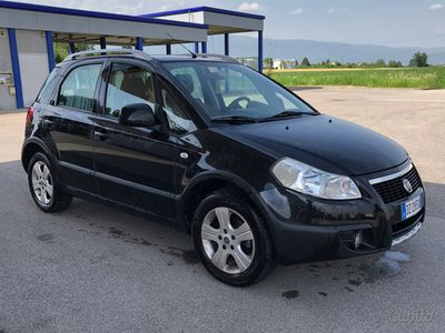gebraucht Fiat Sedici - 2009