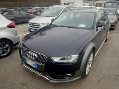 usata Audi A4 Allroad 2.0 TDI S-Tronic Euro6 QUATTRO FULL FULL PELLE rif. 13112694