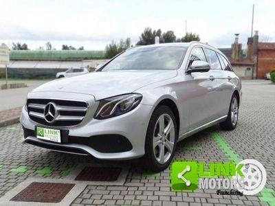 usado Mercedes E220 Classe E Station WagonS.w. Auto Business Sport