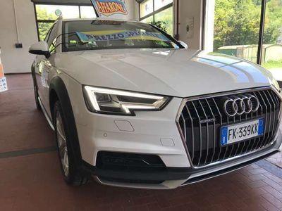 usata Audi A4 Allroad 2.0 TDI 190 CV S tronic Busin Evolution Model 2018