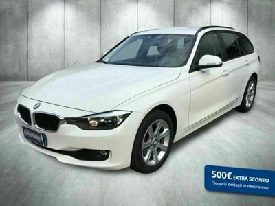 usata BMW 320 Serie 3 Touring d Touring xdrive Business auto