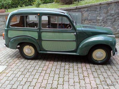 brugt Fiat Belvedere 1954