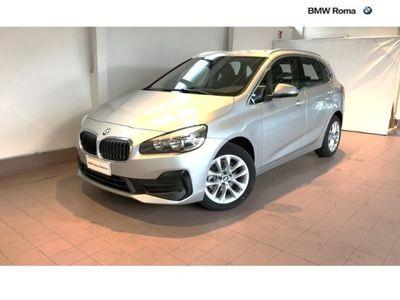 usata BMW 216 Serie 2 Active Tourer d Advantage del 2020 usata a Roma