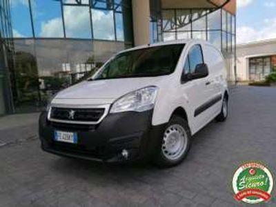 usata Peugeot Partner BlueHDi 100 L1 Furgone COIBENTATO Diesel