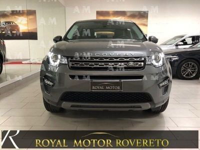 używany Land Rover Discovery Sport 2.0 TD4 150 CV SE AZIENDALE! PRONTA CONSEGNA!!