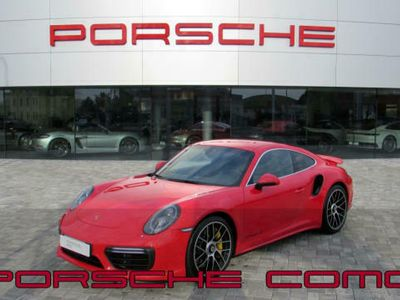usata Porsche 911 Turbo S 991 3.8 Coupé-IVA ESP-BURMESTER-FULL