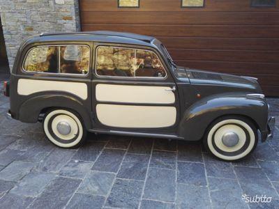usata Fiat Belvedere 500C
