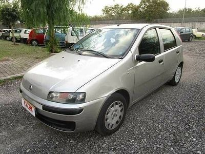 usata Fiat Punto 2ª serie 1.2i 16V cat 5 porte ELX