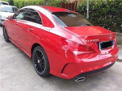 gebraucht Mercedes CLA200 CDI Automatic Premium