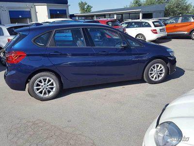 usata BMW 216 Active Tourer 216 d advantage 85kw