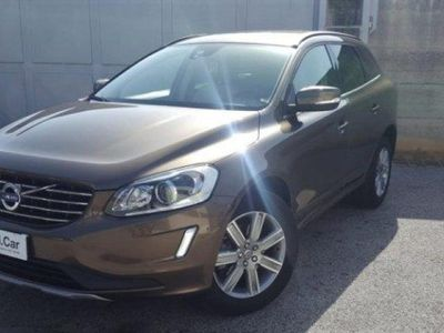 brugt Volvo XC60 D3 Geartronic Momentum