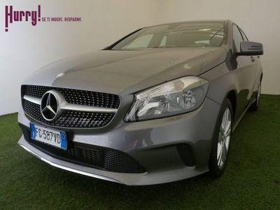 gebraucht Mercedes A180 d Automatic Sport