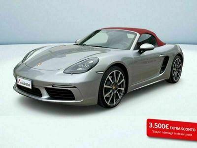 usata Porsche 718 Boxster Boxster 2.0 300cv pdk