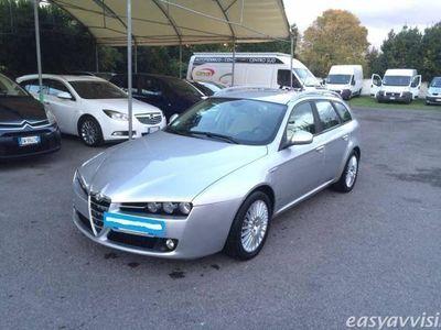 usata Alfa Romeo 159 sportwagon 2.4 jtdm 20v exclusive q-tronic diesel station wagon automatico grigio chi