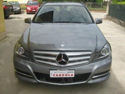usata Mercedes 200 Classe C Station WagonCDI BlueEFFICIENCY Executive usato