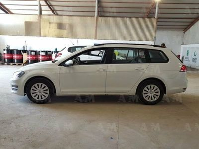brugt VW Golf Variant VII 1.6 TDI 66kW Trendline BlueMotion Technology