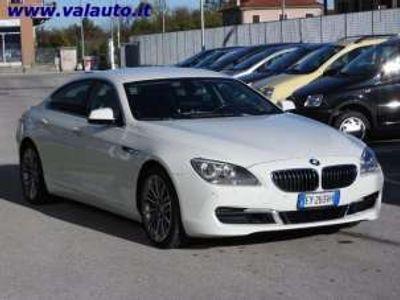 usata BMW 640 3.0 D GRAND COUPE´ XDRIVE CV313 Garantita Diesel