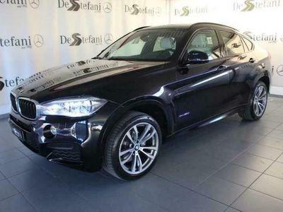 usata BMW X6 xDrive30d 258CV Msport