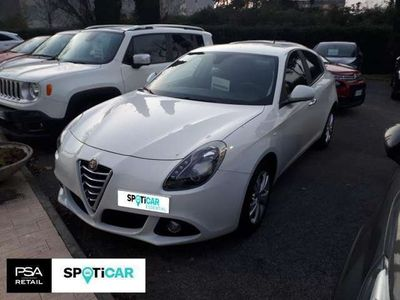 usata Alfa Romeo Giulietta Giulietta1.6 JTDm-2 105 CV Exclusive