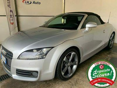 usata Audi TT Roadster 2.0 TFSI