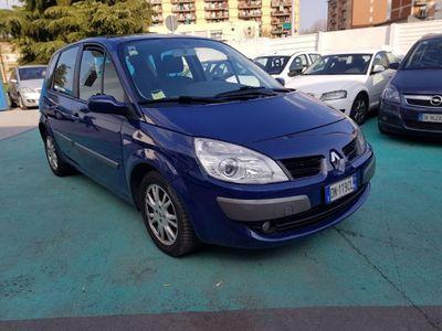 brugt Renault Scénic 1.6 16V GPL Serie Speciale