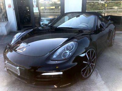 usata Porsche Boxster 2.7 PELLE+NAVI+S.RISCALDABILI+UNIPRO+GARANZIA12