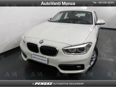 usata BMW 118 Serie 1 d 5p. Sport del 2019 usata a Monza