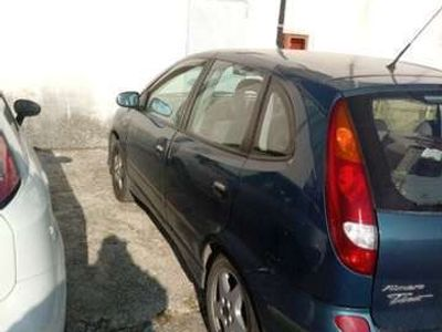 usata Nissan Almera 1.8 16V cat 5 porte Luxury