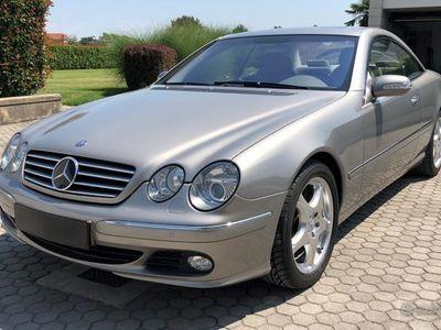 usata Mercedes CL500 anno 2004