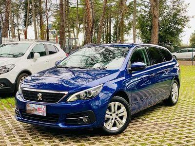 usata Peugeot 308 BlueHDi 130 EAT8 S&S AUTOM. NAVI GAR. 36 MESI
