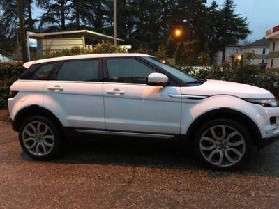 usado Land Rover Range Rover evoque 2.2 Sd4 5p. Prestige