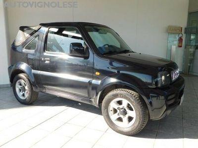 usata Suzuki Jimny 1.3i 16V cat 4WD JLX CABRIO rif. 12994825
