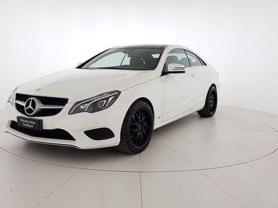 brugt Mercedes E250 Classe E Coupe - C207 Diesel coupe cdi Premium